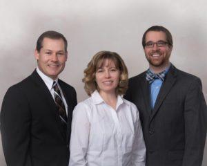 Dr. Ashley Parks, Dr. Barry Parks, Dr Tyler Gallaher